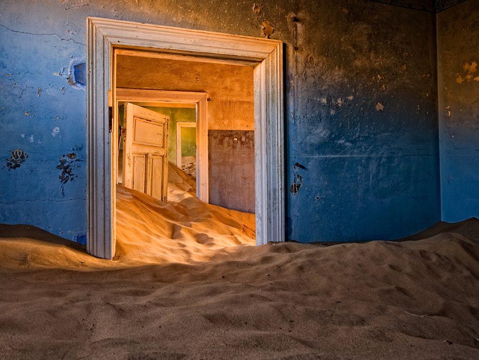Kolmanskop, Namibia 2