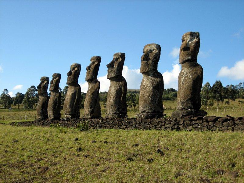 Rapa Nui Milli Parkı, Paskalya Adası
