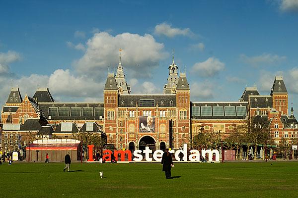 Rijksmuseum, Amsterdam, Hollanda