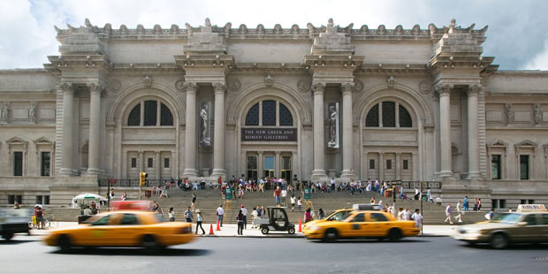 The Metropolitan Museum of Art, New York Şehri, New York, Amerika