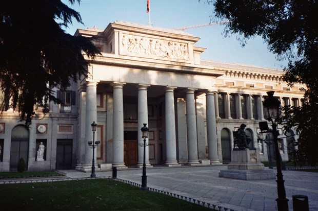 The Prado, Madrid, İspanya