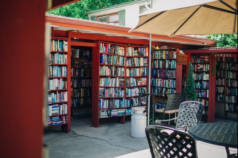 Bart's Books, Ojai, Kaliforniya 2