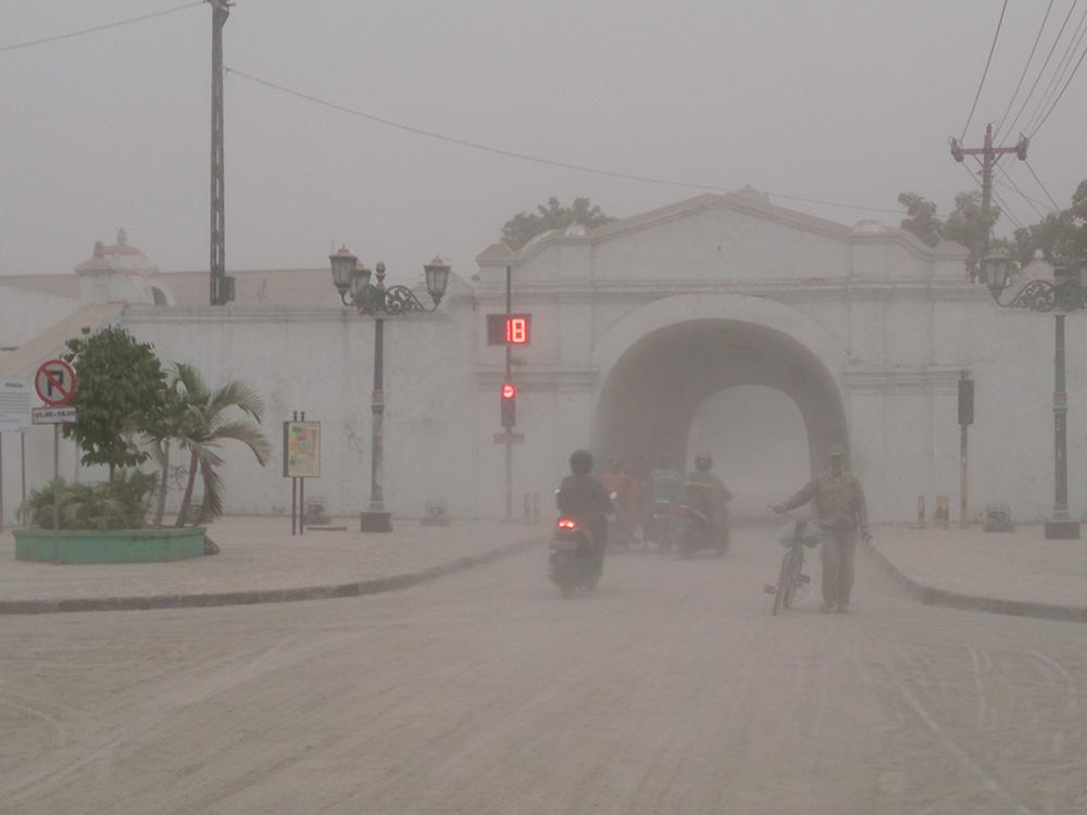 Kelut Patlaması