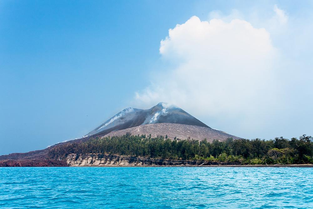 Krakato Dağı