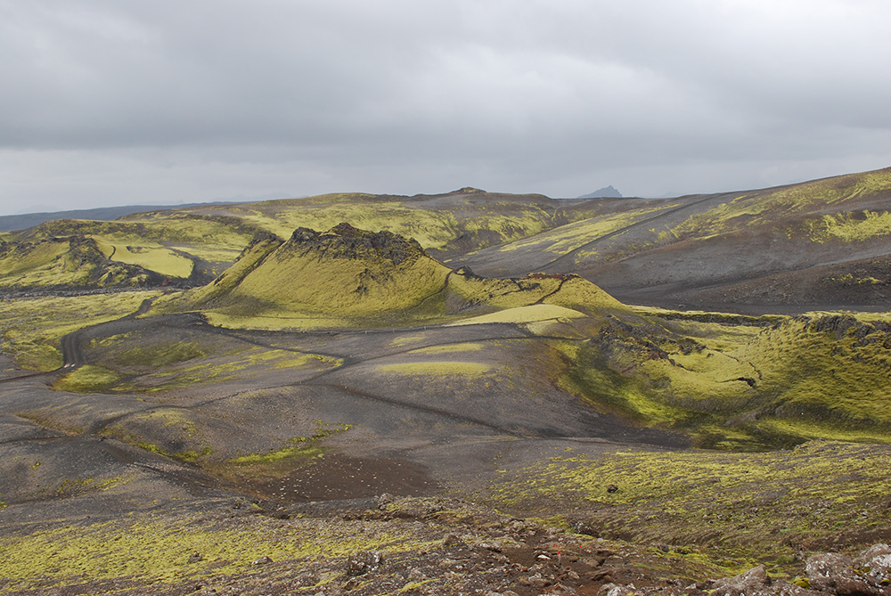 Laki Volkanik Sistemi