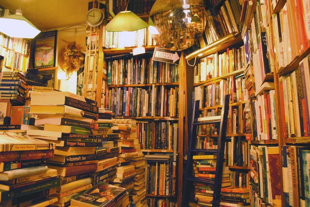The AbbeyBookstore, Paris, Fransa 2