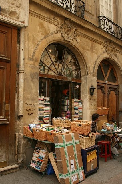 The AbbeyBookstore, Paris, Fransa 3