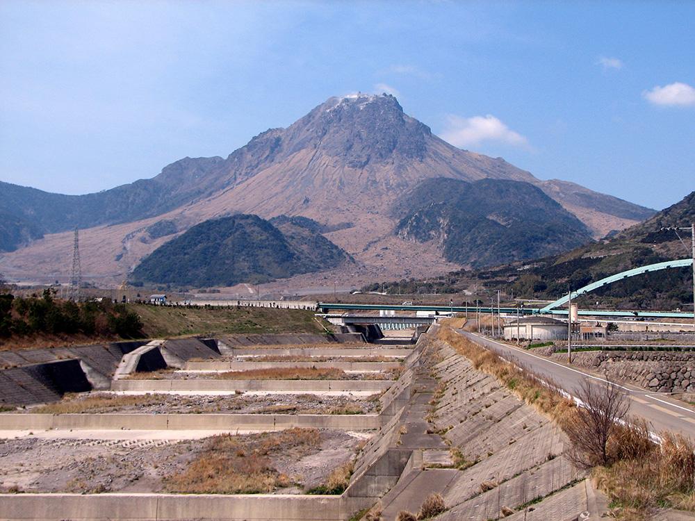 Unzen Dağı