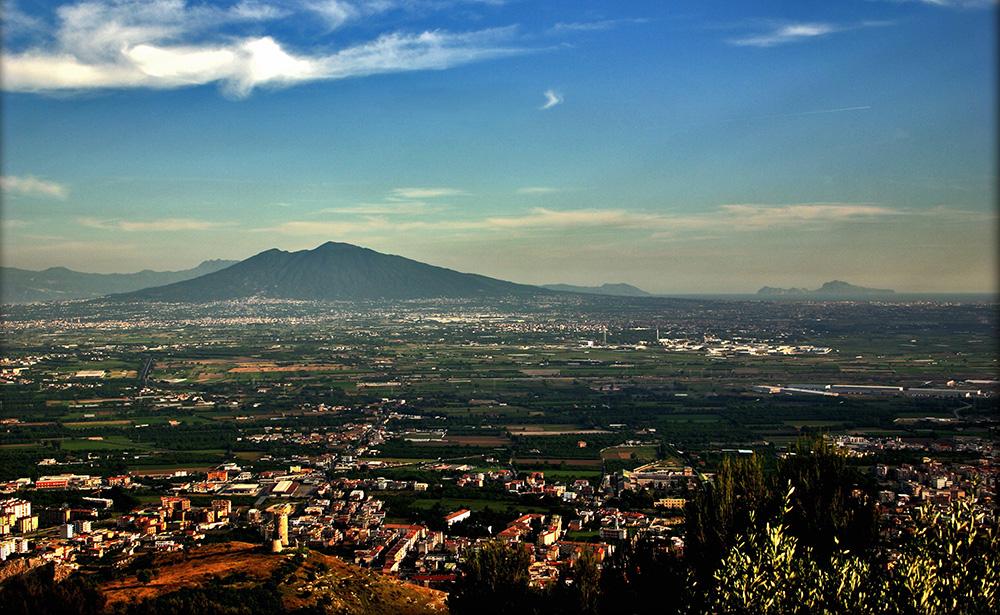Vezüv Dağı