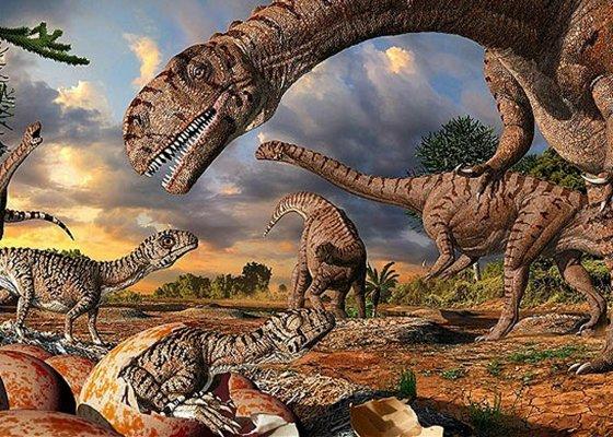 dinazorların evrimi
