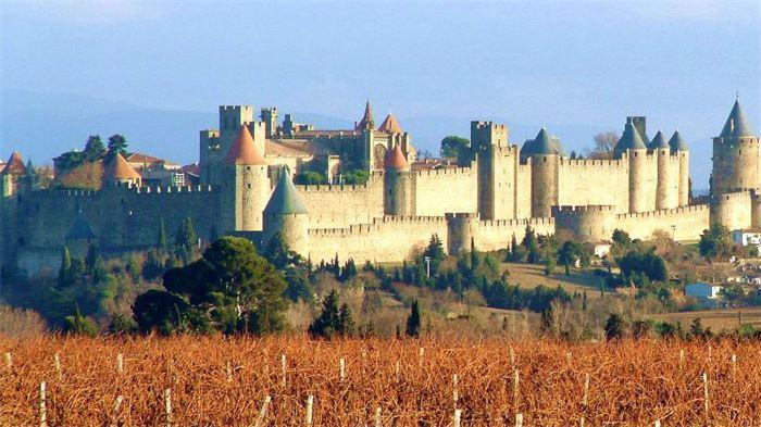 Carcassonne, Fransa