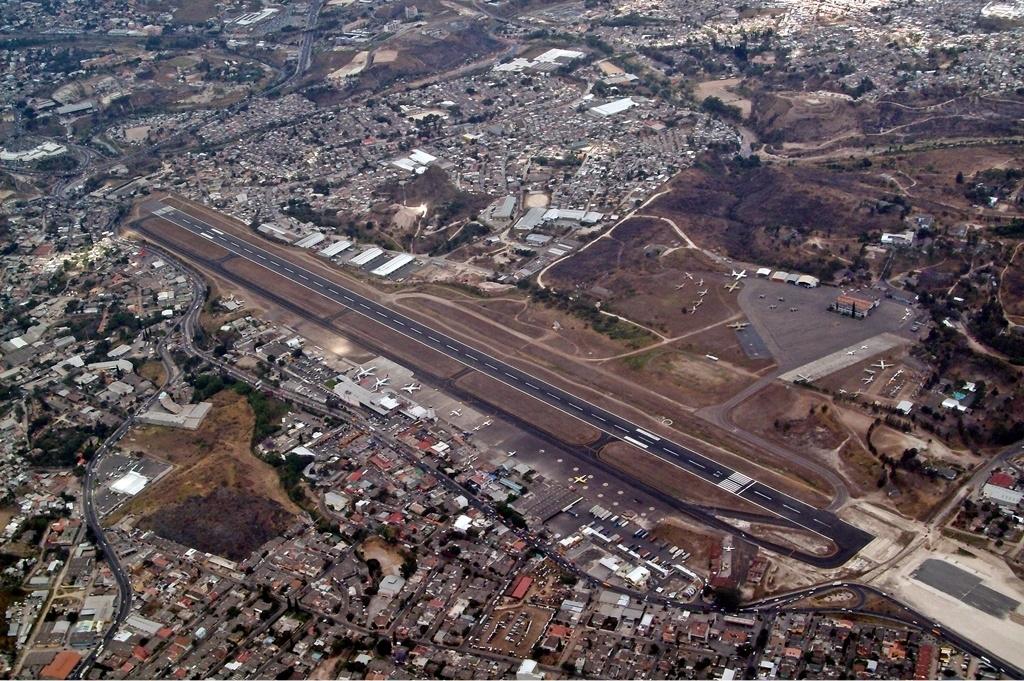 Toncontín Uluslararsı Havalimanı, Honduras