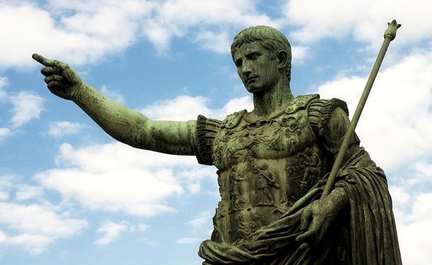 roma imparatoru augustus