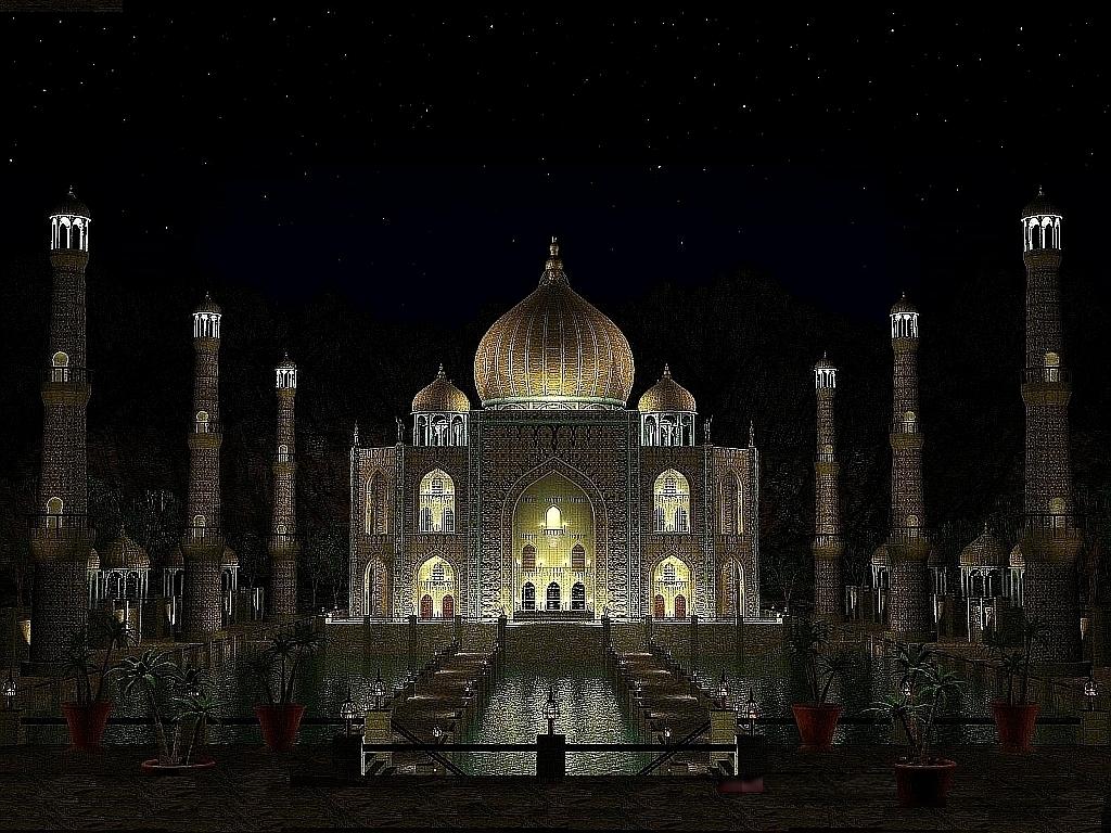 Kültür Mirası Uzmanları Taj Mahal'in Aydınlatılmasına Karşı Çıktı