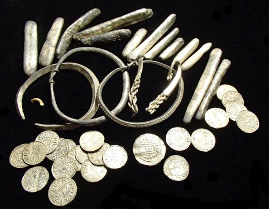 The-British-Museum viking hazinesi