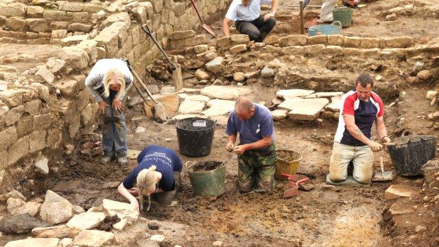 beş bin yıllık kemik