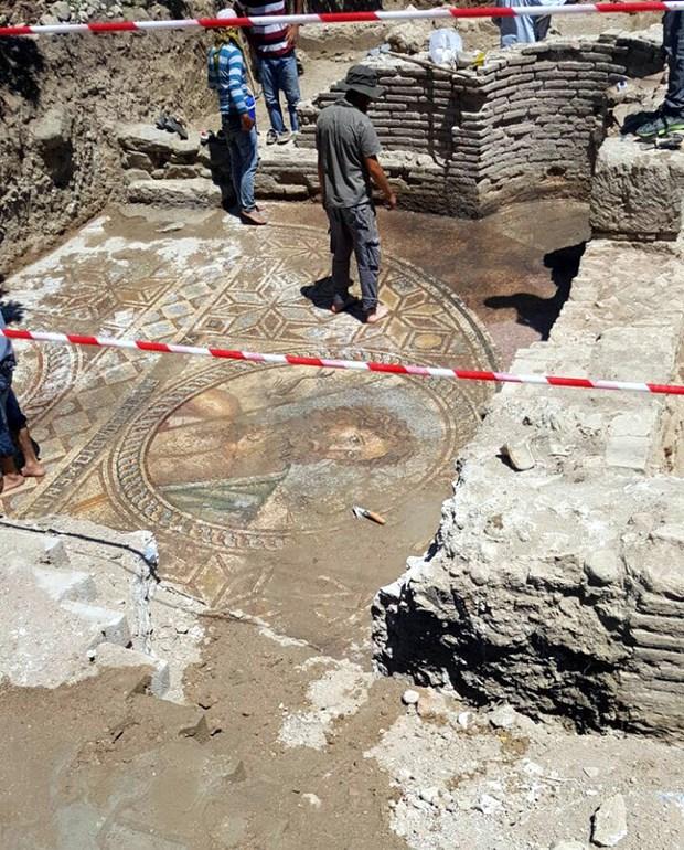 poseidon mozaiği 2
