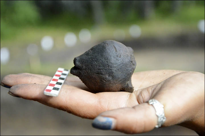 Çocuklar İçin Yapılmış 4000 Yıllık Çıngırak Bulundu