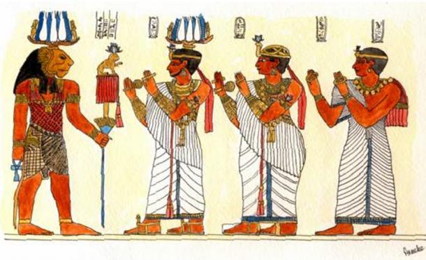 king-natakamani-hiyeroglif