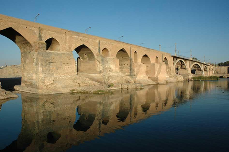 Dezful Köprüsü: Dünyanın En Eski Kullanılabilir Durumdaki Roma Köprüsü 70 000 Romalı Savaş Esiri İnşa Etti