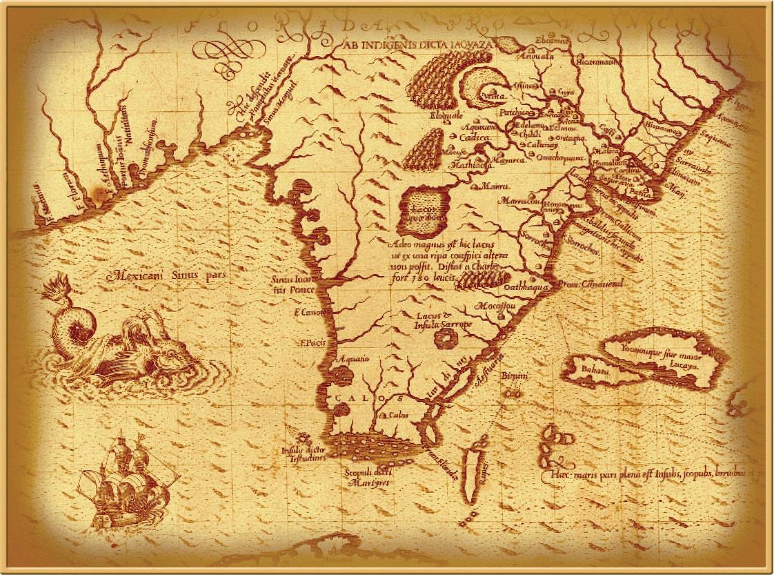 Eskiçağ Medeniyetlerine Ait Açığa Çıkarılmış 10 Esrarengiz Harita