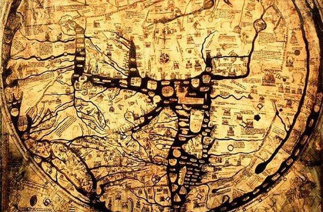 hereford-haritasi