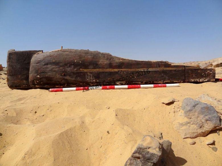 Mısır'da Firavunlara Ait İki Yeni Mezar Bulundu