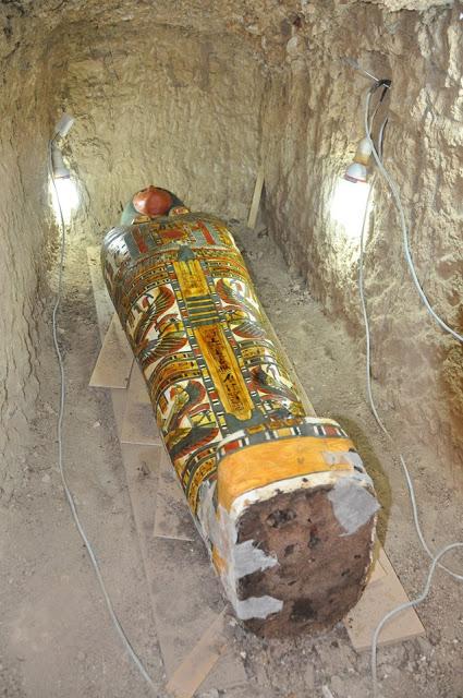 Luxor'daki III.Thutmose Tapınağında Yeni Keşif
