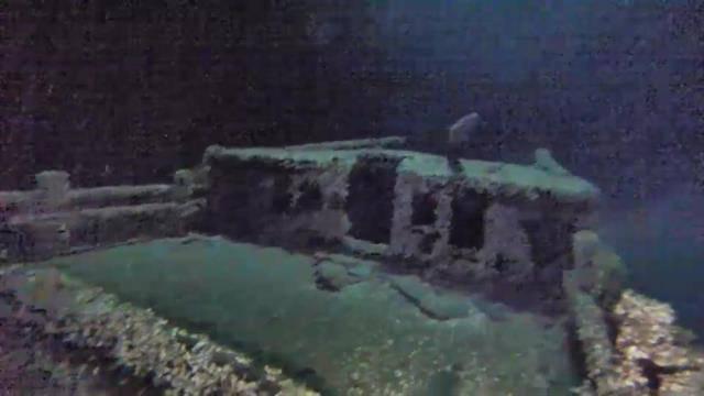 144 Yıllık Nadir Görülen Bir Geminin Enkazına Ulaşıldı