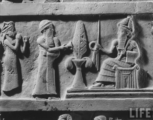 antik-sumer