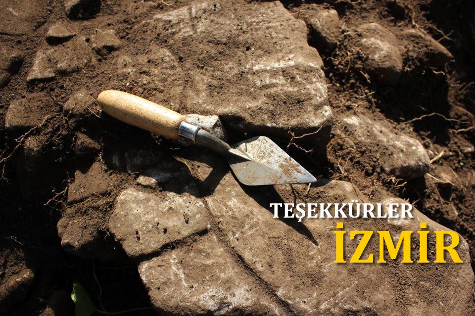 İzmir Büyükşehir Belediyesi'nden Arkeolojik Kazılara Rekor Destek