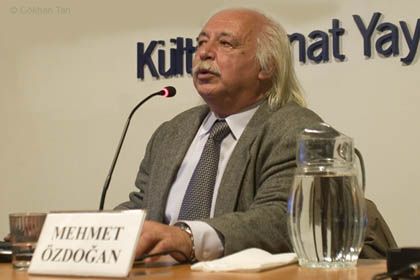 Prof. Dr. Mehmet Özdoğan