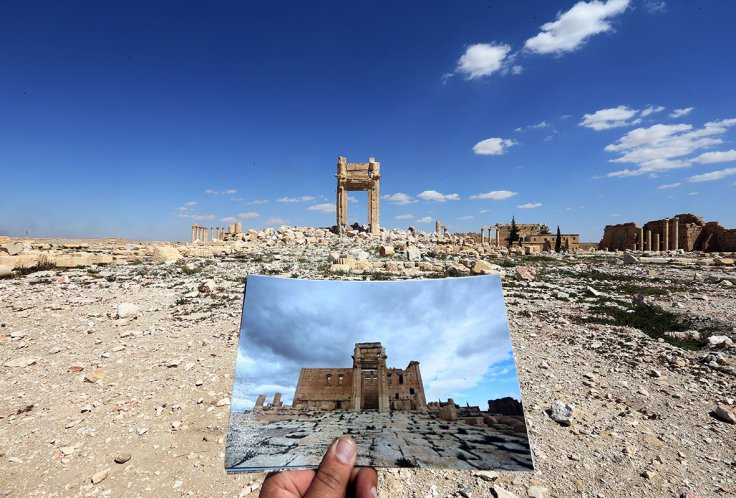 Teröristlerce Yıkılan Palmyra Neden Bu Kadar Önemli ve Eşsiz?