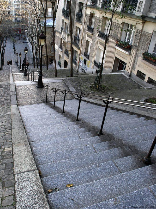 paris-merdivenleri