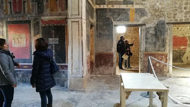 Pompeii Tamamlanan Restorasyonuyla Hayranlık Uyandıracak