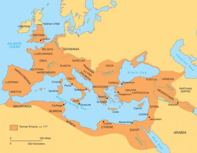 roma-haritasi