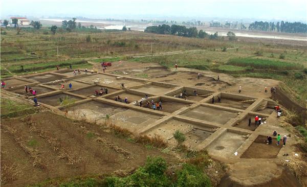 Sichuan'ın Eski Evlerine Ait İzler Bulundu