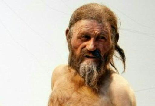 """Buz Adam Ötzi'nin Yediği Son Yemek """"Taş Devri Domuz Pastırması"""""""