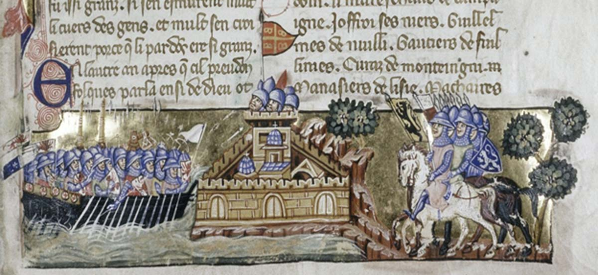 Papirüsten Parşömene: Bizans İmparatorluk Kütüphanesi