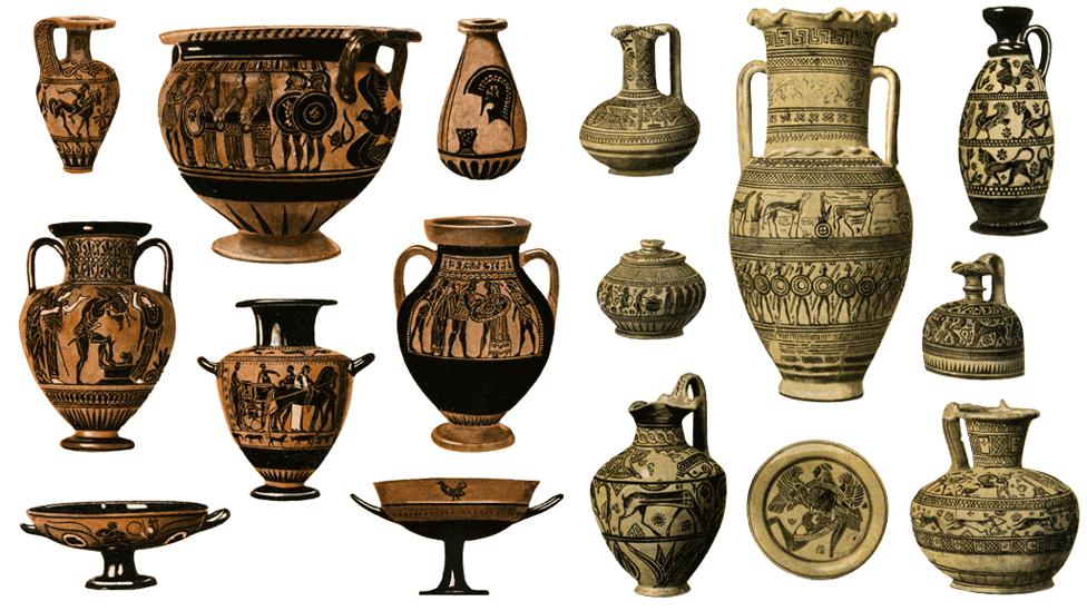 Antik Çömlekçilik ile İlgili Şaşırtıcı 10 Arkeolojik Keşif