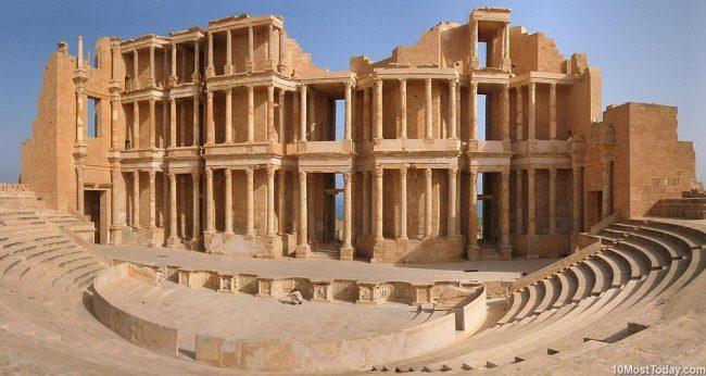 libya-tiyatro