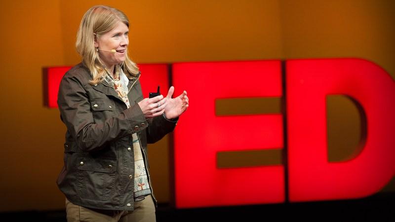 """2016 TED Ödüllü Modern """"İndiana Jones"""" Sarah Parcak'dan Yeni Keşifler"""