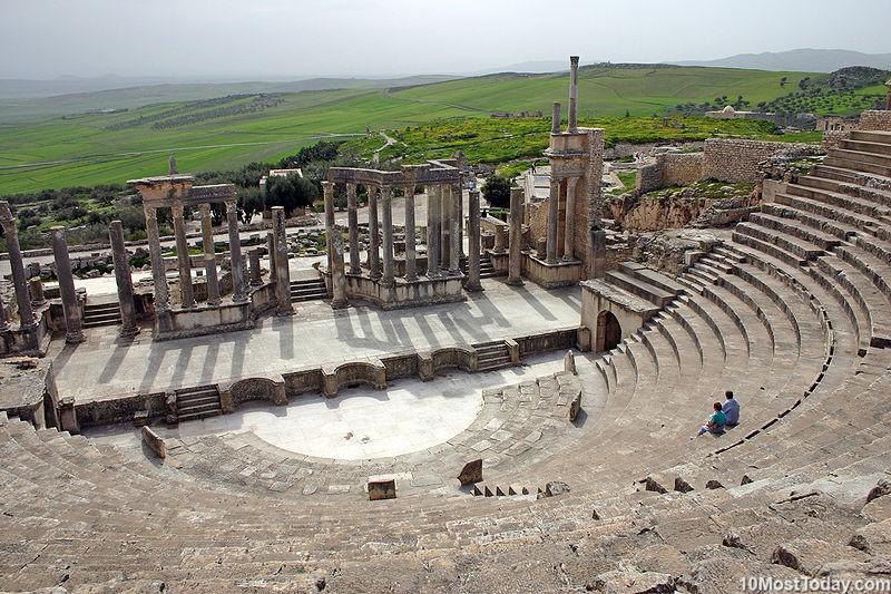 Roma Döneminde Yapılmış En Güzel 10 Tiyatro