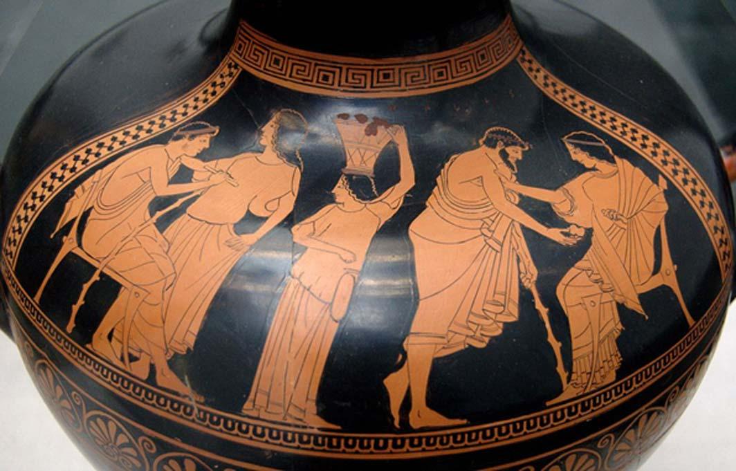 Sefahat İçin Bir Bahane: Antik Yunan Symposiumları (Kutlamaları)